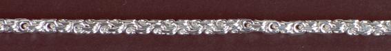 Königskette rund 3 mm