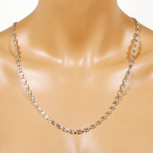 S-Muster Kette 4 mm