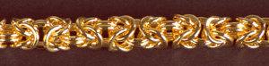 Königskette rund 6 mm