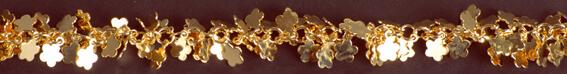 Blumen-Muster 10 mm