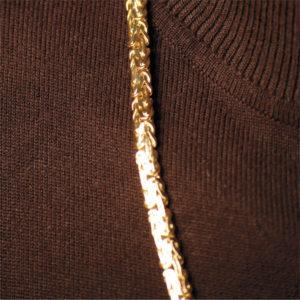 Königskette flach 6 mm