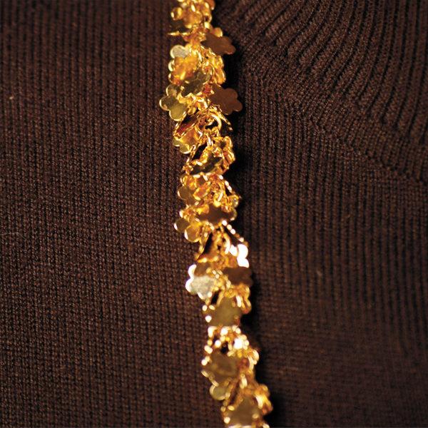 Blumen-Muster 10mm