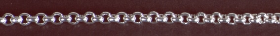 Erbskette 2 mm