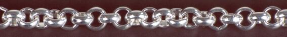Erbskette 4 mm